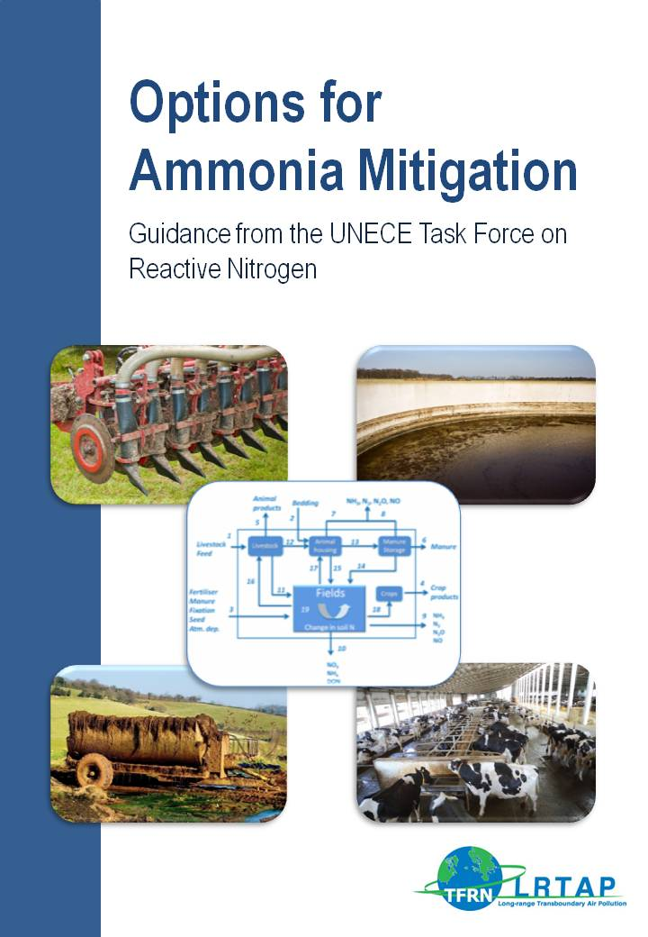option for ammonia mitigation
